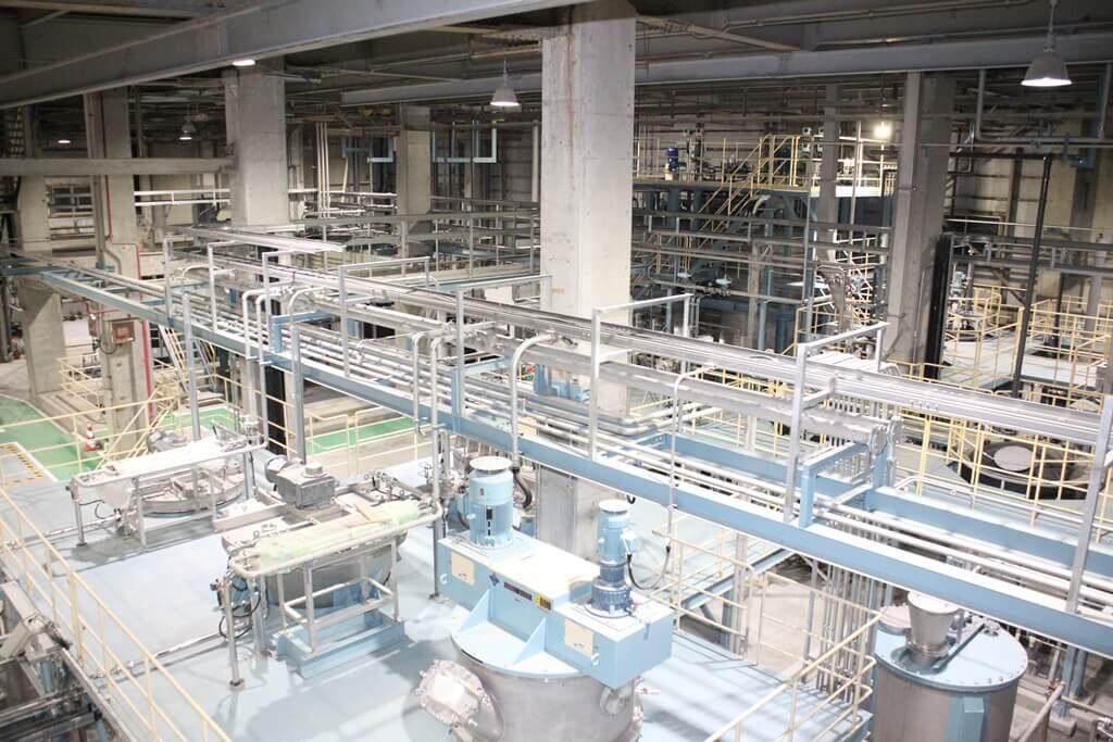خط تولید CMC در ژاپن